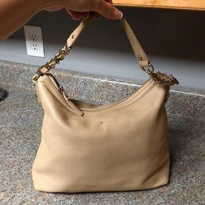 Kate spade authentic leathers shoulder purse .